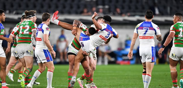 Match Highlights: Rabbitohs v Knights