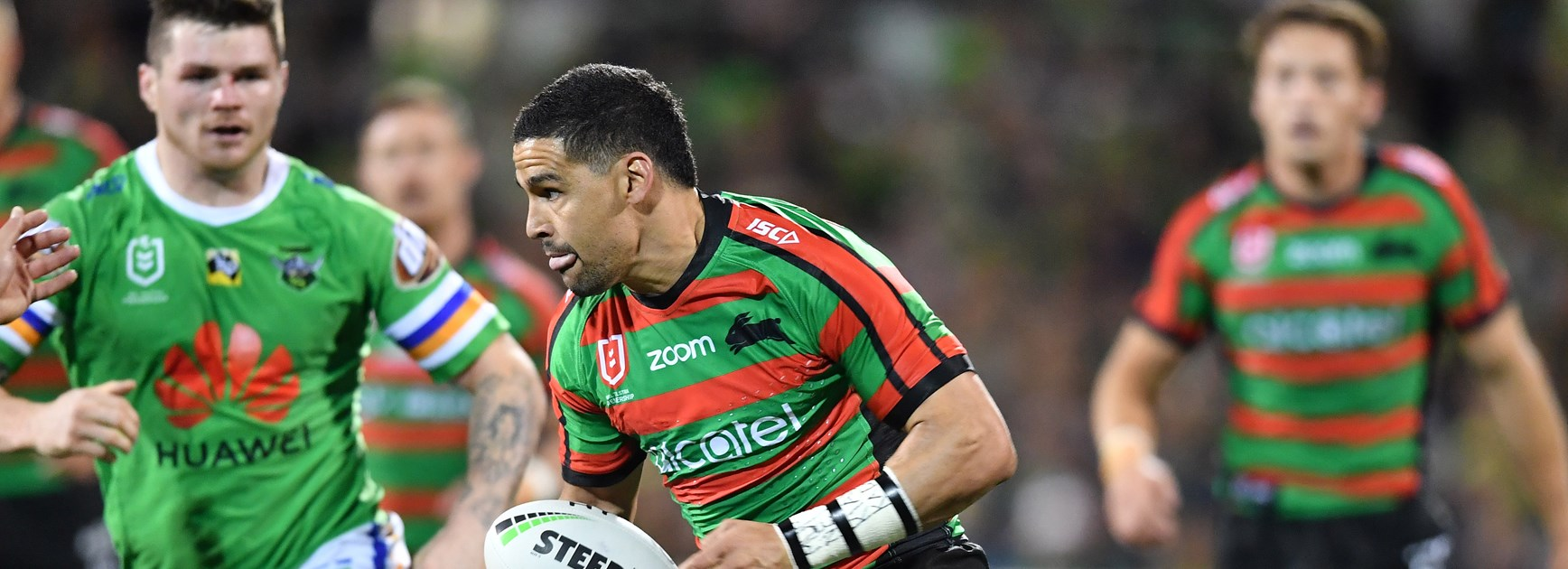 Raiders outlast Rabbitohs to book first grand final berth in 25 years