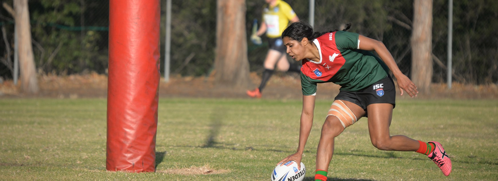 Rabbitohs backs star in big win over Magpies