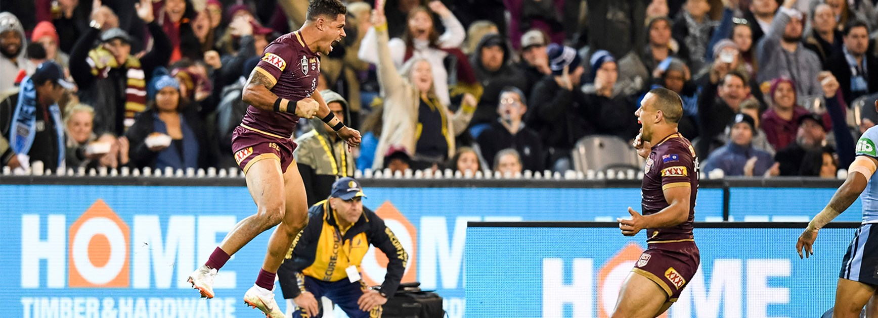 Gagai ready to fill Inglis' boots in Origin finale