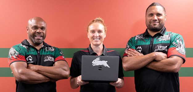 Souths Cares Launch Cyber Safety Program Initiative
