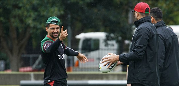 Gallery: Rabbitohs prepare for epic bout