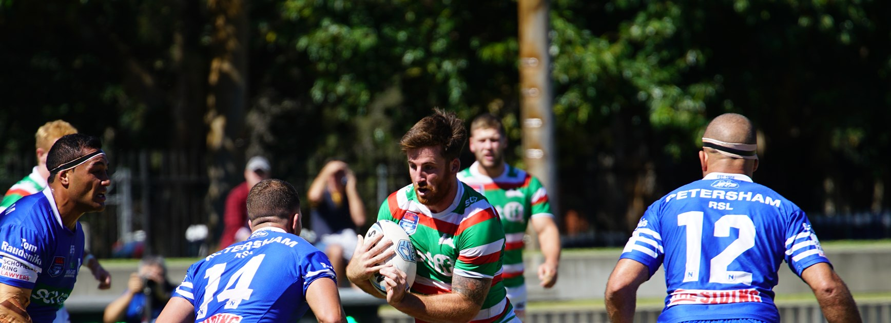 Canterbury Cup NSW Team of the Week | Rd 3