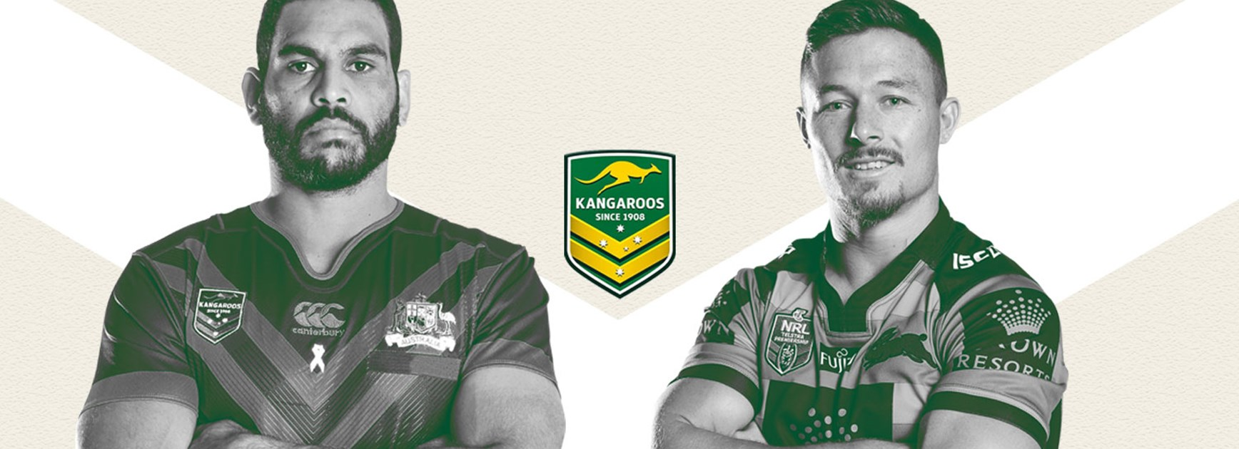 GI named Captain of the Kangaroos, Cook to debut