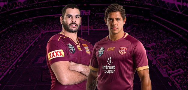 Inglis and Gagai selected for Queensland