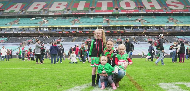 Families on Field at ANZ Stadium this Saturday!