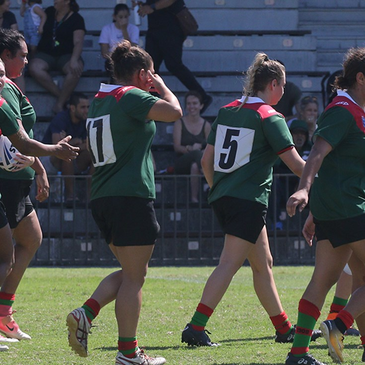 Rabbitohs women's team announced for Round 2