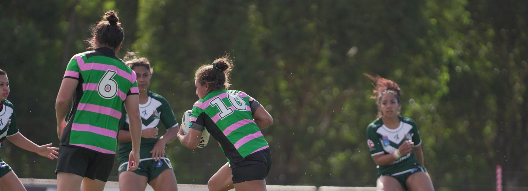 Round Three Line Up - Women's Premiership