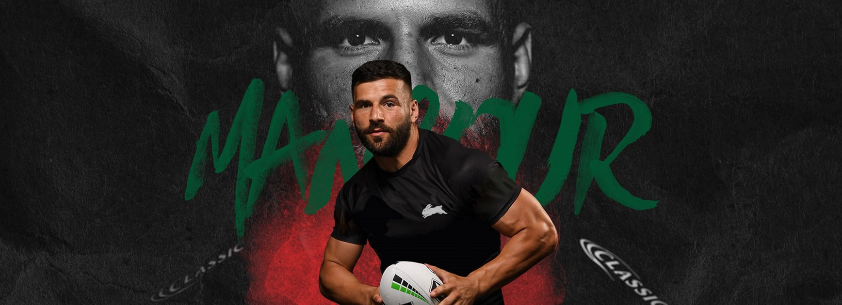 Rabbitohs sign international winger Josh Mansour for seasons 2021 and 2022
