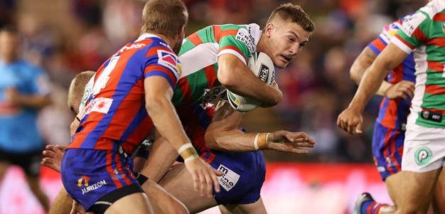Graham wants maiden NRL try to be first of many