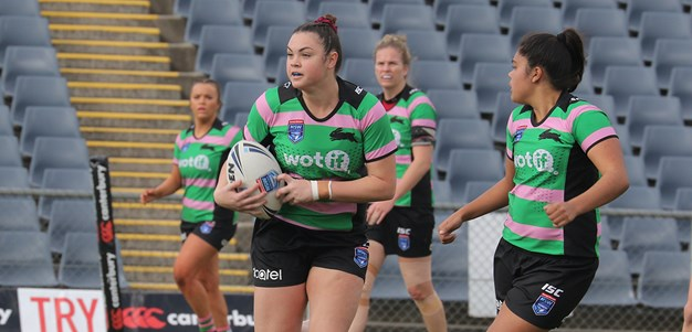 Gutsy effort against Tigers not enough for Harvey Norman Women's Premiership side
