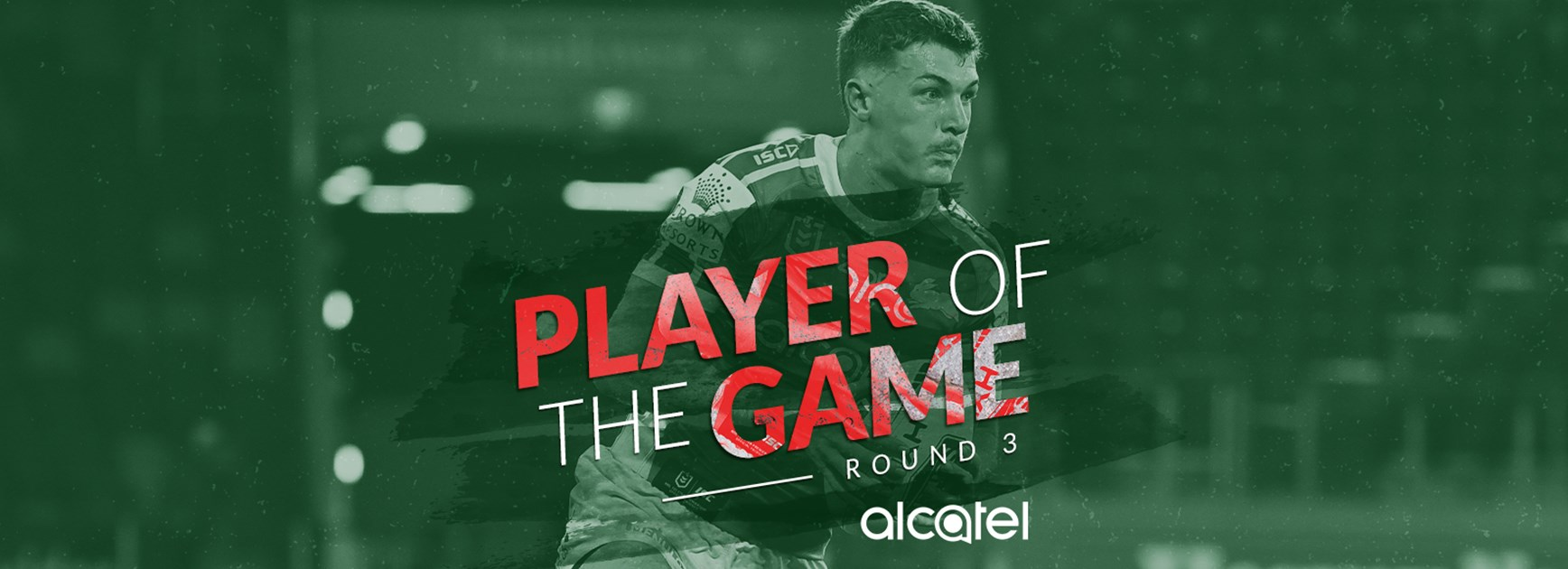 Player of the Game - Round Three