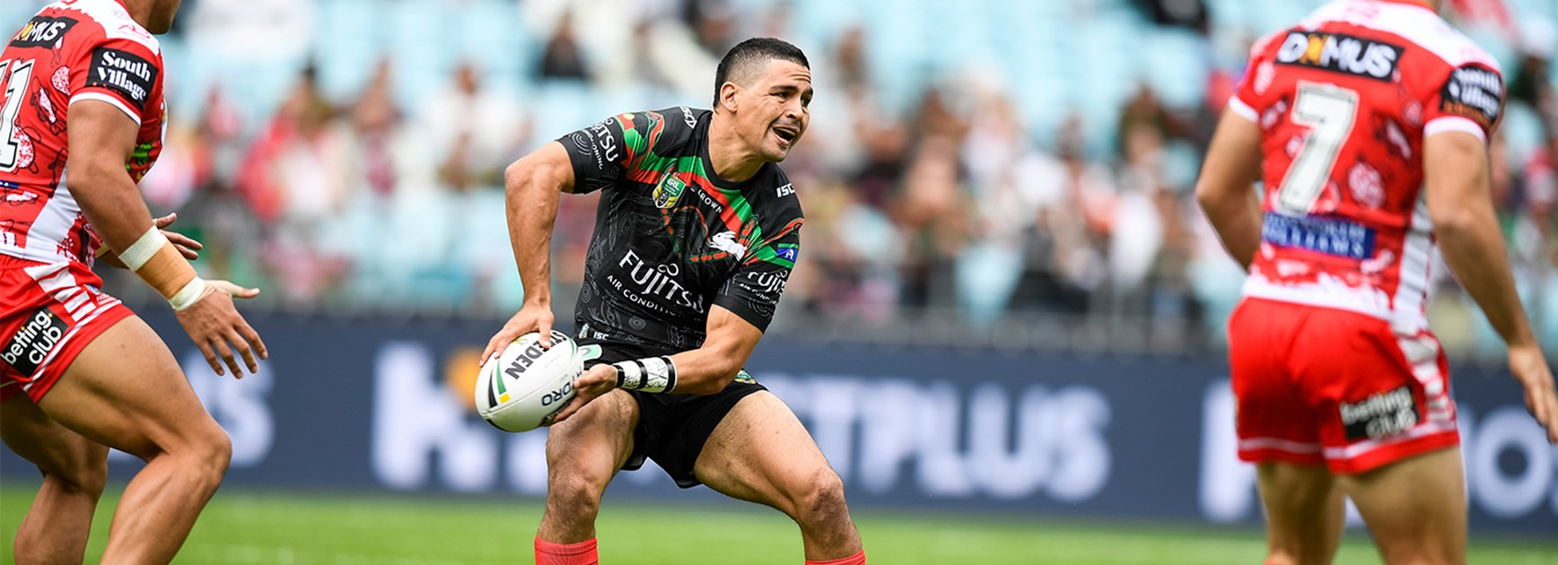 Rabbitohs squad cut down to 19