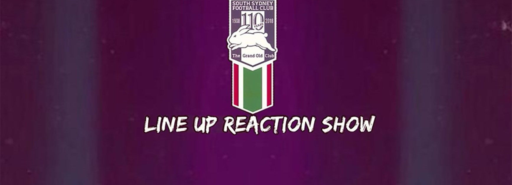 Line Up Reaction Show - Rnd 8 Broncos