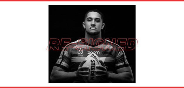 Rabbitohs extend contract of Keaon Koloamatangi until at least the end of the 2023 season