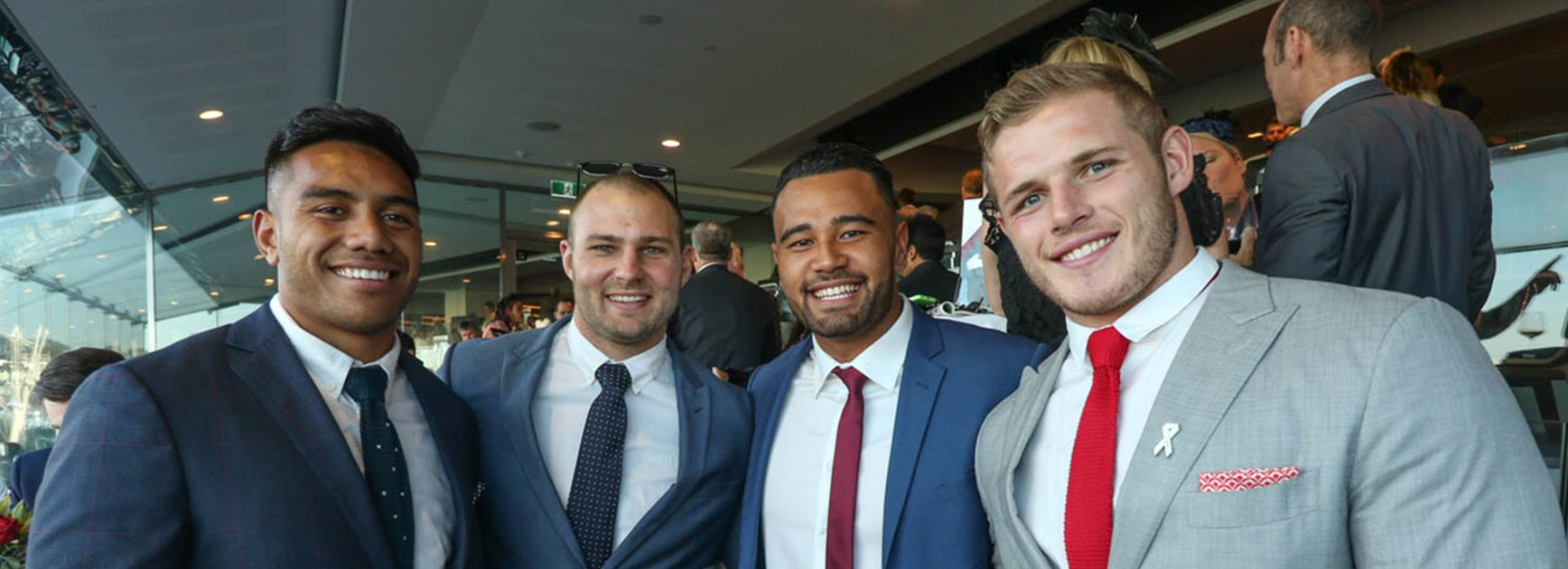 Rabbitohs Race Day is back!