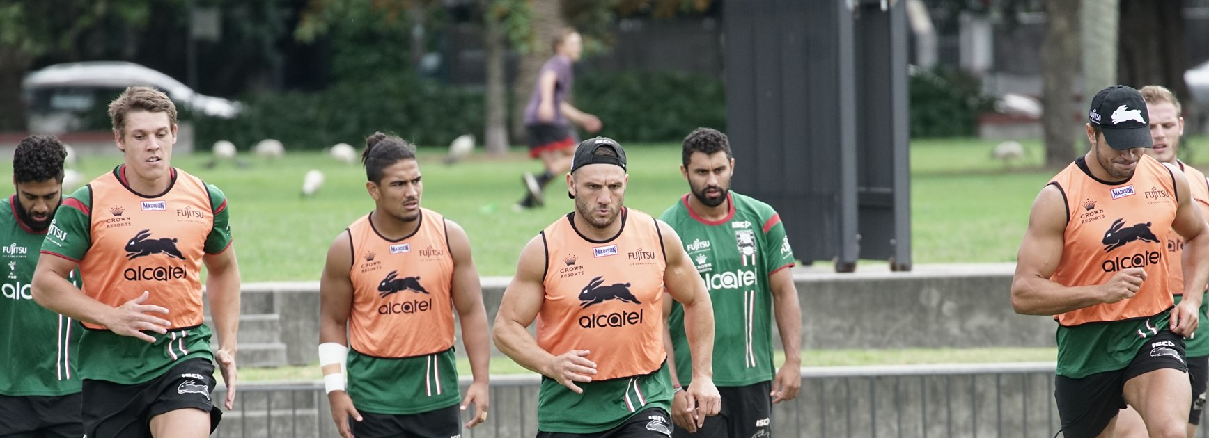 Farah wants to keep momentum rolling