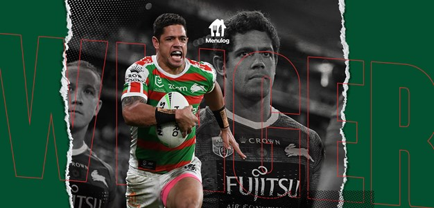 Metre-eater Dane Gagai has been nominated on the Wing for the Menulog Team of the Decade!