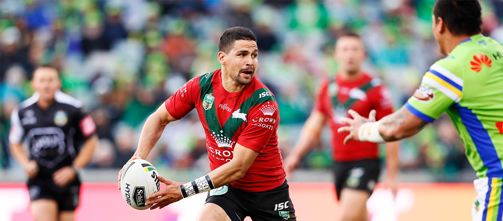 Gallery - Raiders v Rabbitohs