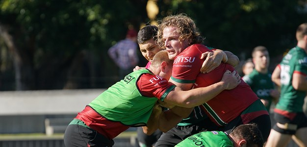 Gallery - Rabbitohs fresh and ready for Bulldogs challenge