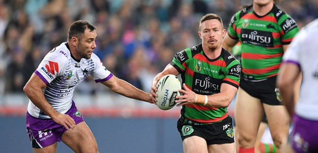 Rabbitohs travel to Melbourne for Finals