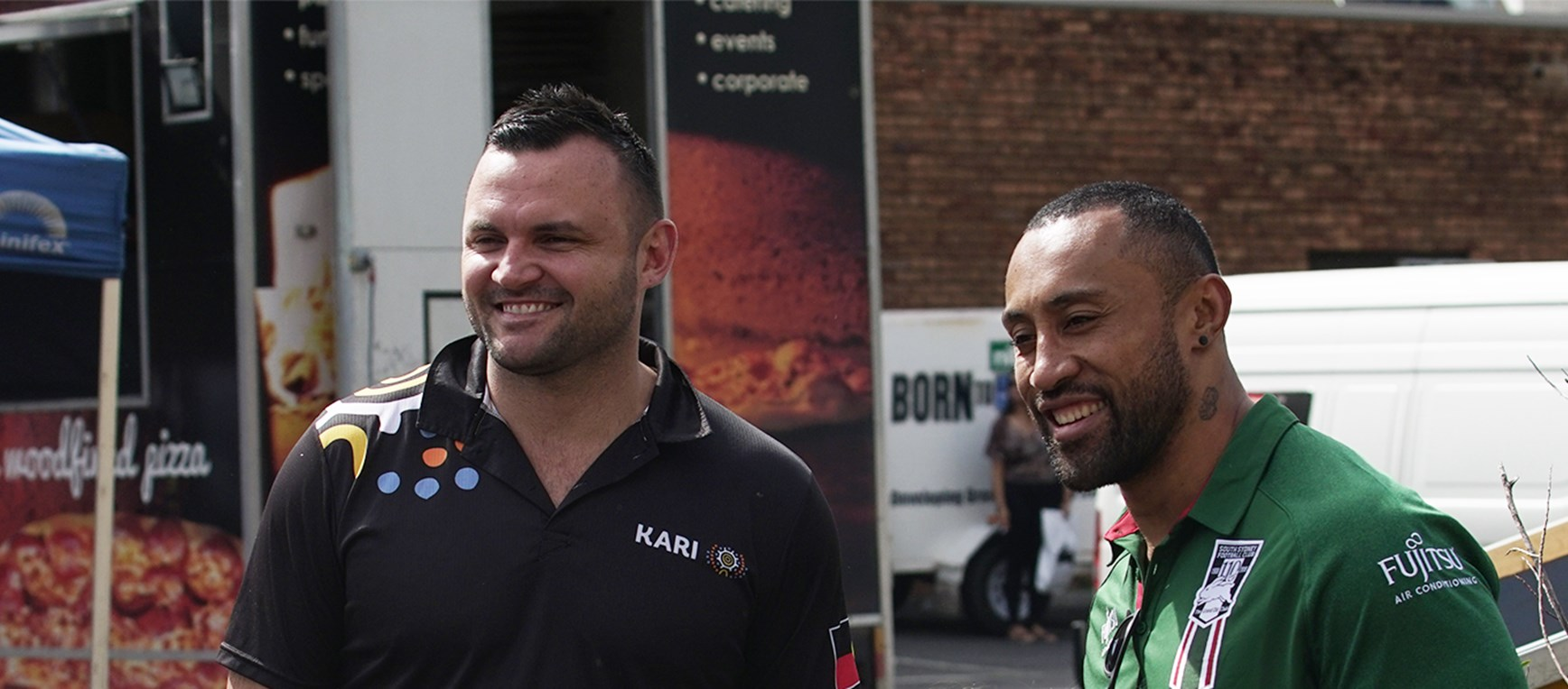 Gallery - Rabbitohs join KARI for Unity Day