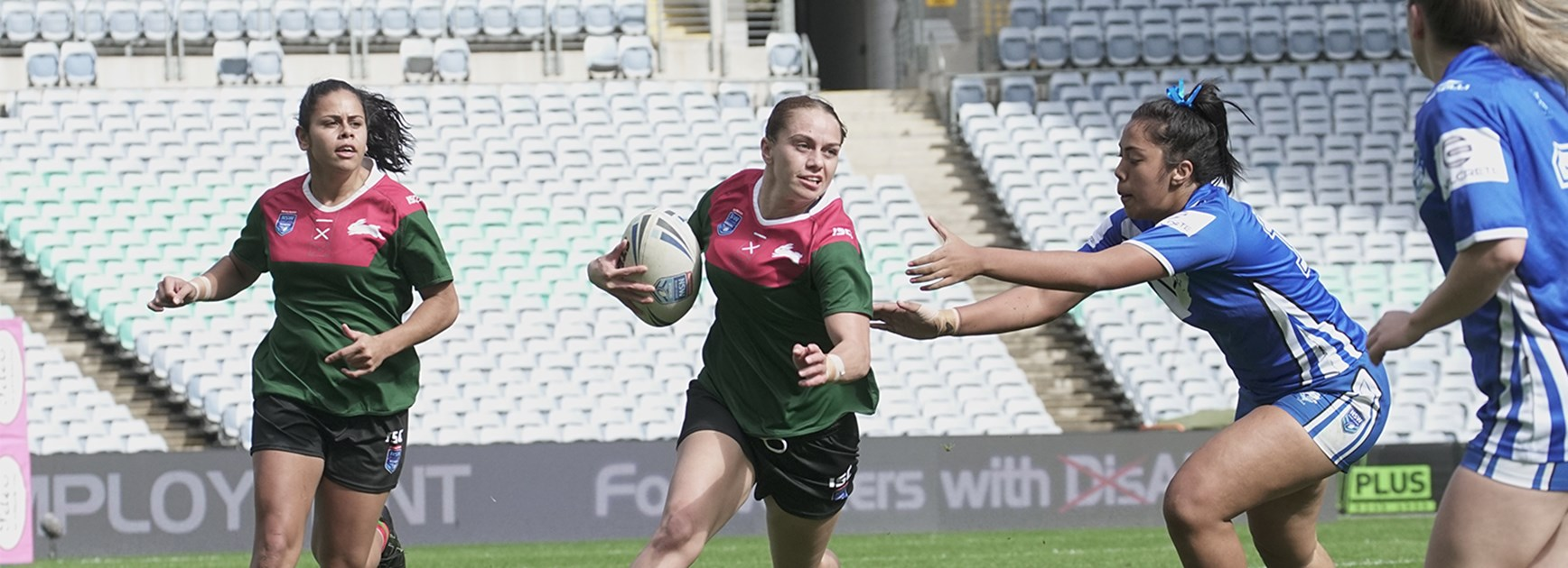 Rabbitohs ready to light up National Champs