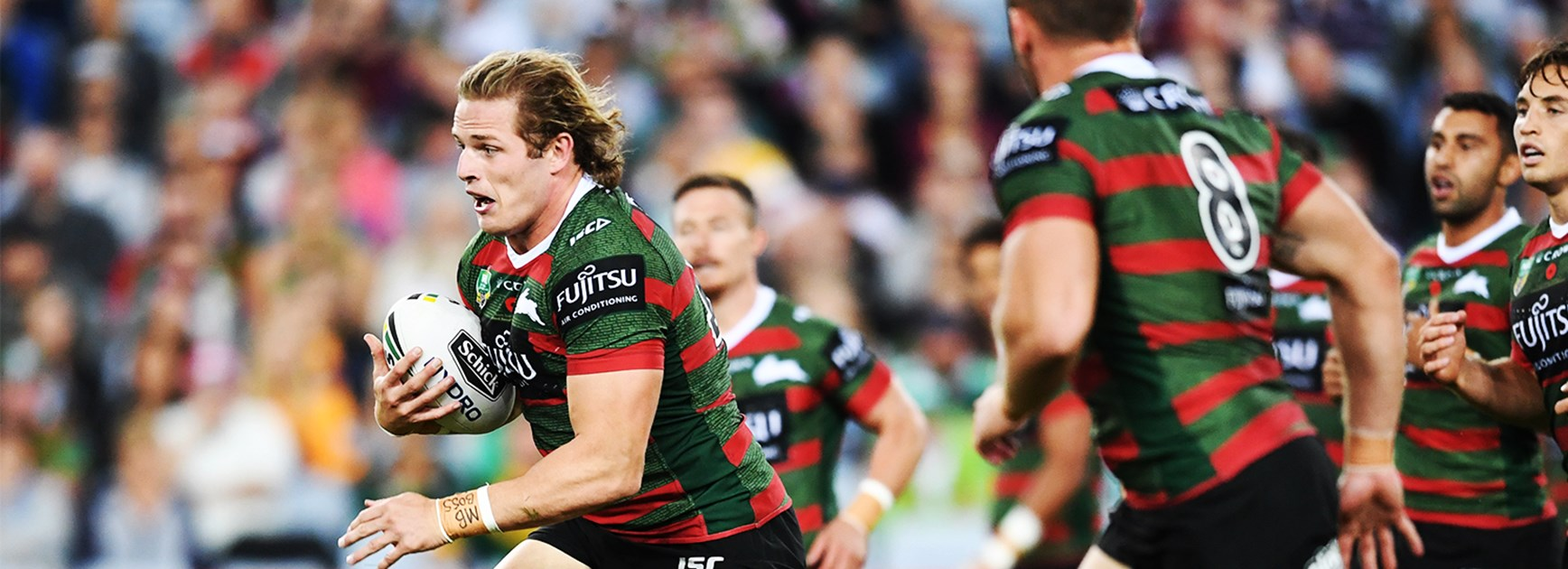 Burgess eyeing up battle of the twins