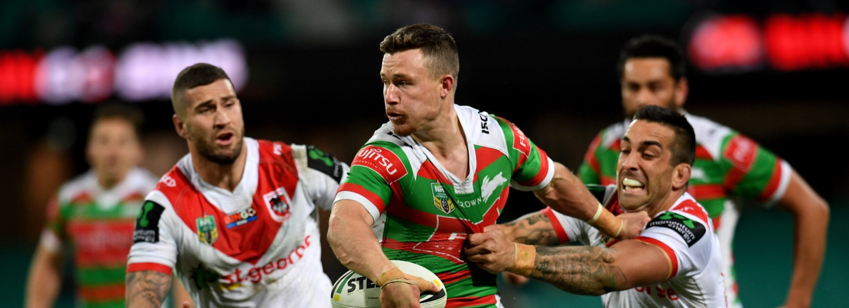 Rabbitohs v Dragons - All you need to know