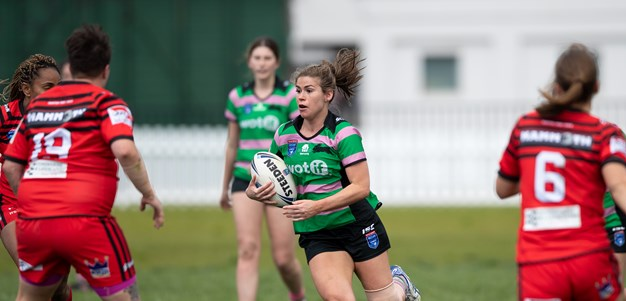 Round Seven Line Up - Women's Premiership