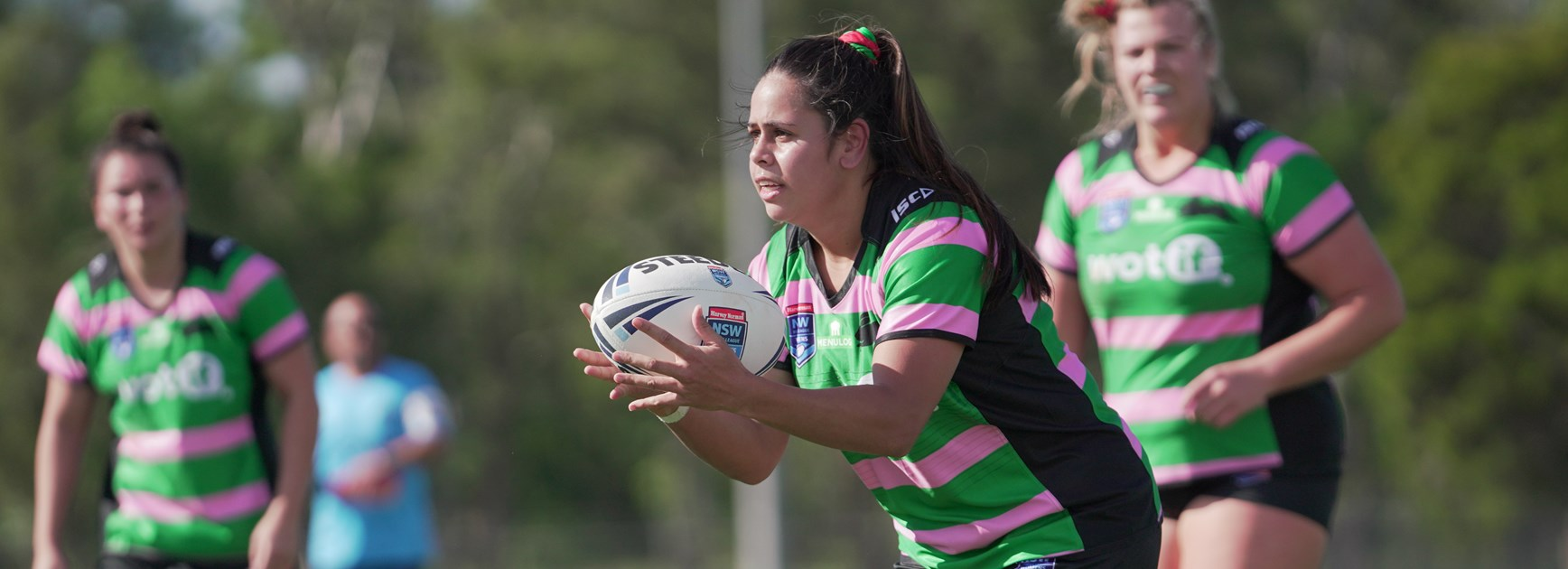 Women's Premiership Rd 2: Souths go down to Central Coast 32-8