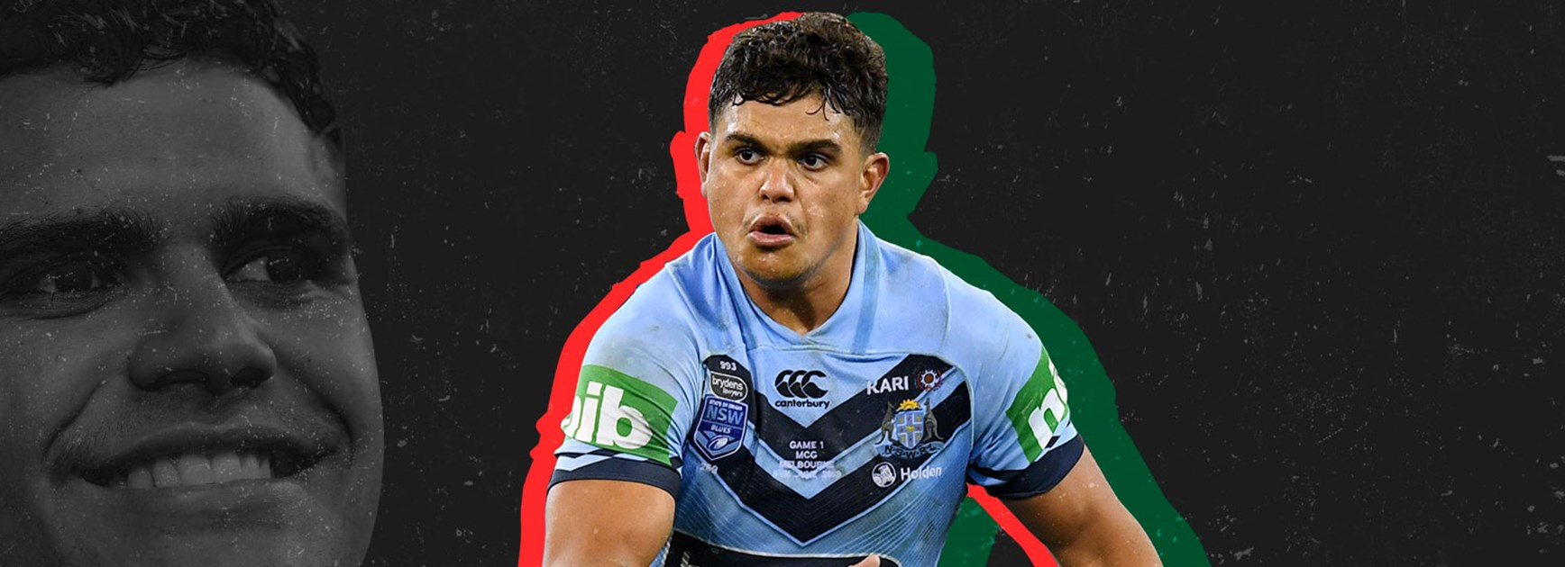 Latrell Mitchell Signs