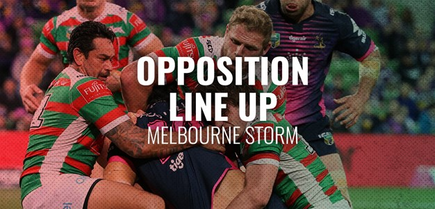 Rabbitohs ready to brace storm as line up revealed