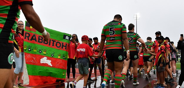 Gallery - Rabbitohs v Cowboys