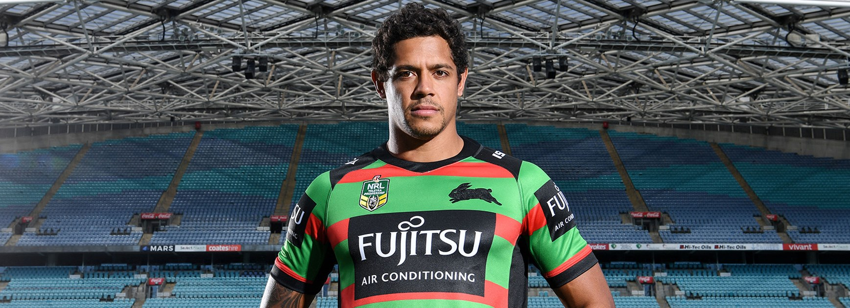 Gagai wants ANZ filled with Red and Green