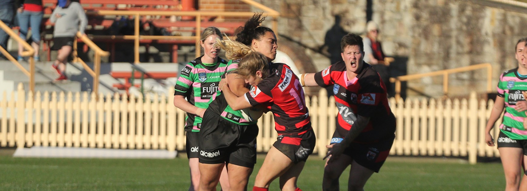 Rabbitohs women discover semi final opponents