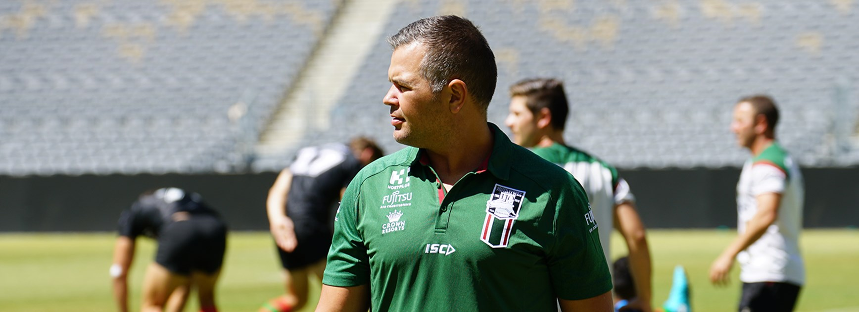 Seibold announces line up for Warriors opener