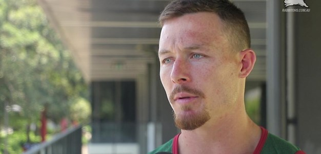 Damien Cook Talks Preseason 2018