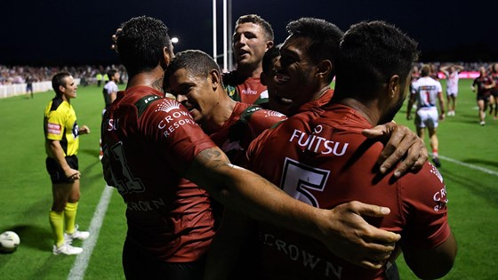 Souths relishing attacking freedom