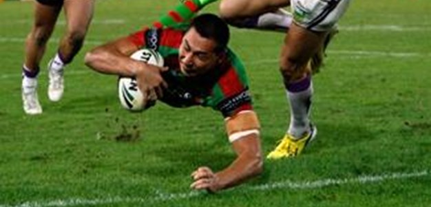 Rabbitohs v Storm Rnd 6 (Match Highlights)