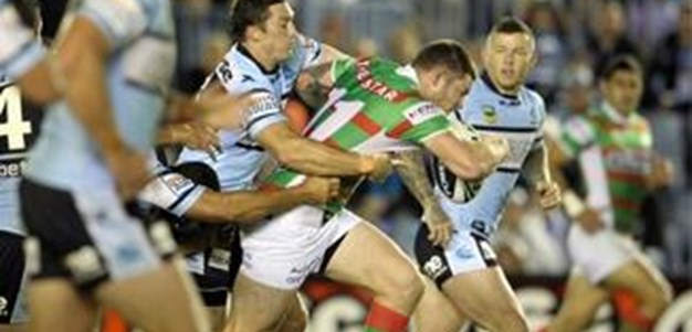 Rabbitohs v Sharks rd 11 (Highlights)