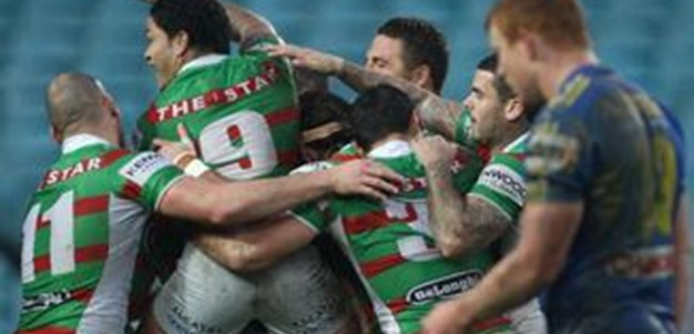 Rabbitohs v Eels rd 15 (highlights)