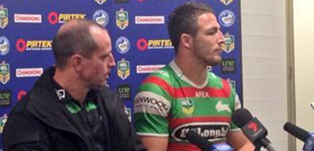 Rabbitohs v Eels rd15 (press conference)
