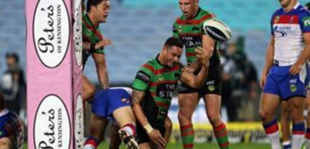 Rabbitohs v Knights rd 12 (highlights)