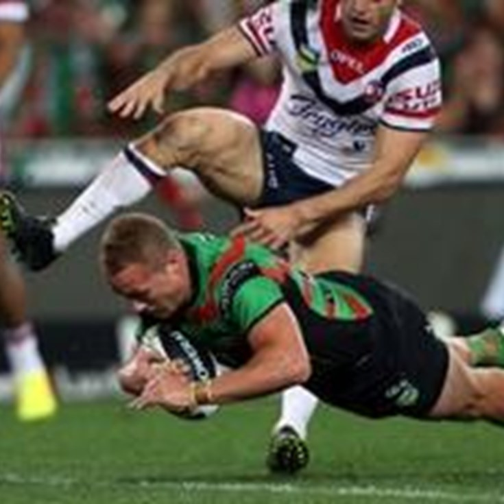 Rabbitohs v Roosters rd 26 (highlights)