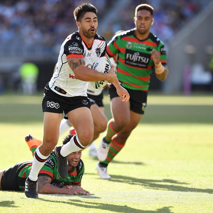 Rabbitohs 20-32 Warriors - Highlights