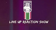 Line Up Reaction Show - Sea Eagles