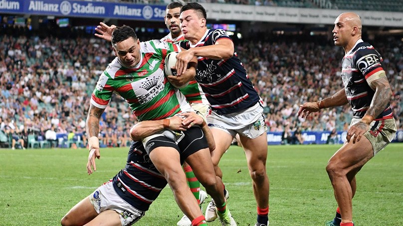 Extended Highlights: Roosters v Rabbitohs - Round 6, 2018
