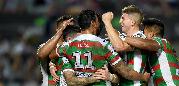 Match Action - Cowboys v Rabbitohs