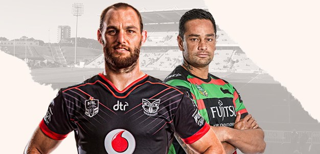 Warriors v Rabbitohs - Round 12